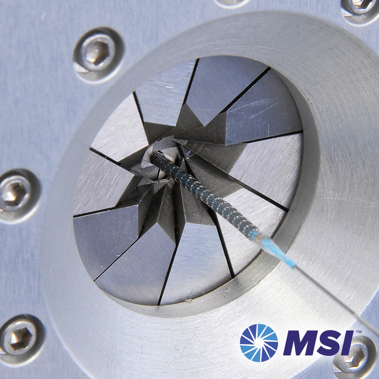 PlasticWeld Systems hole forming equipment